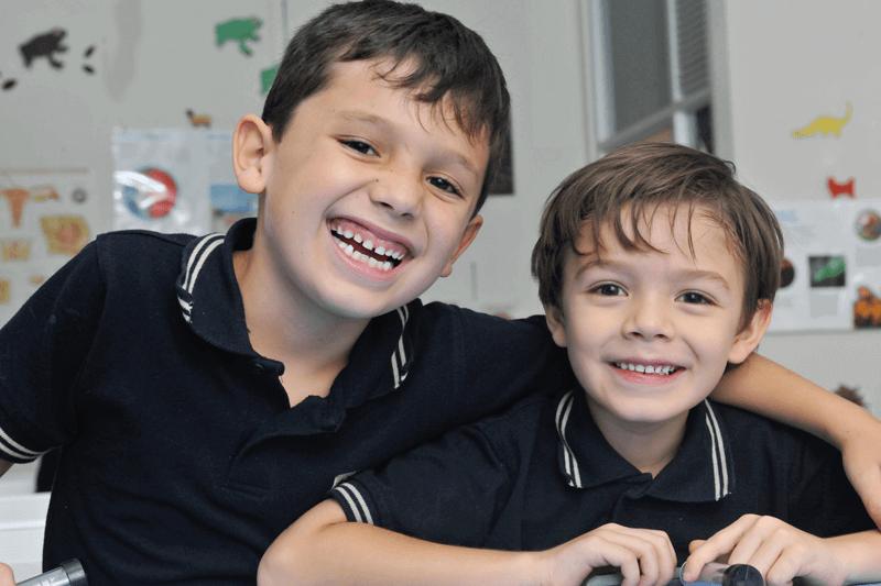 Educación personalizada desde pequeños