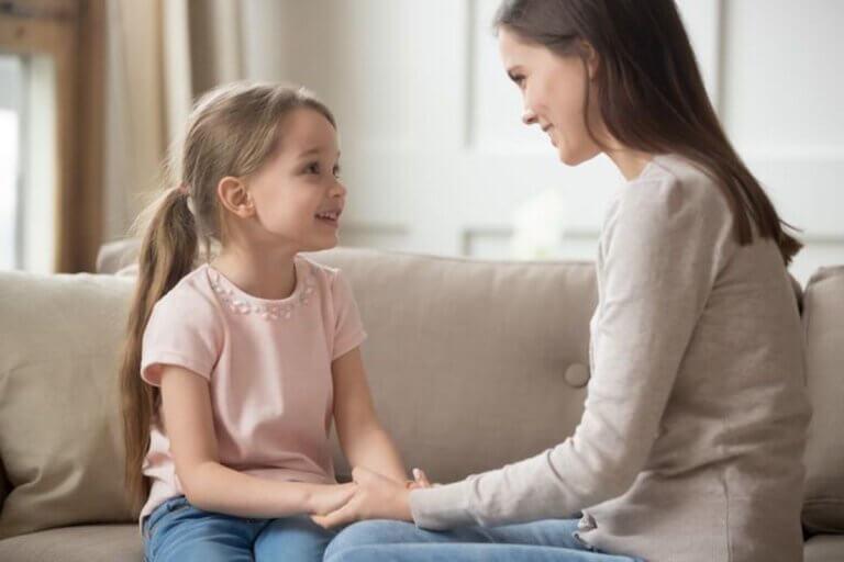 hablar de sexo con niños pequeños
